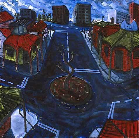 North Carlton by Wyn Richards