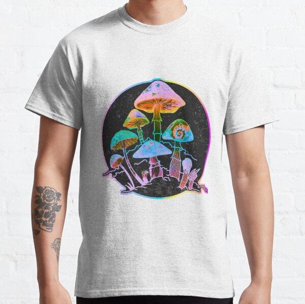 Jardin des champignons 2020 T-shirt classique