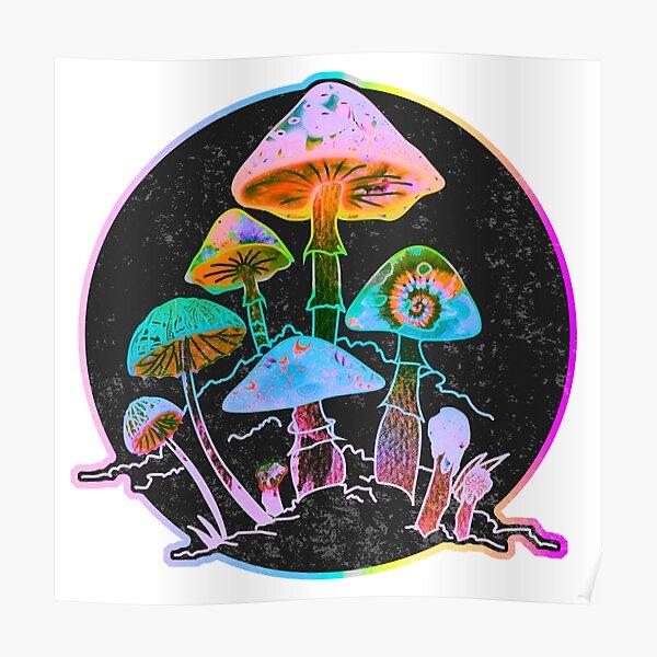 Garden of Shrooms 2020 Poster