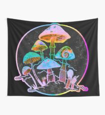 Garden of Shrooms 2020 Wall Tapestry