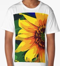 SunFlower Long T-Shirt