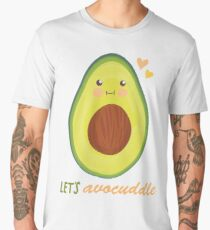 Let's Avocuddle Men's Premium T-Shirt