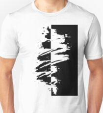 Black and White - Tree Black and White -B/W - Tree Unisex T-Shirt