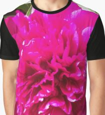 Peony Party Graphic T-Shirt