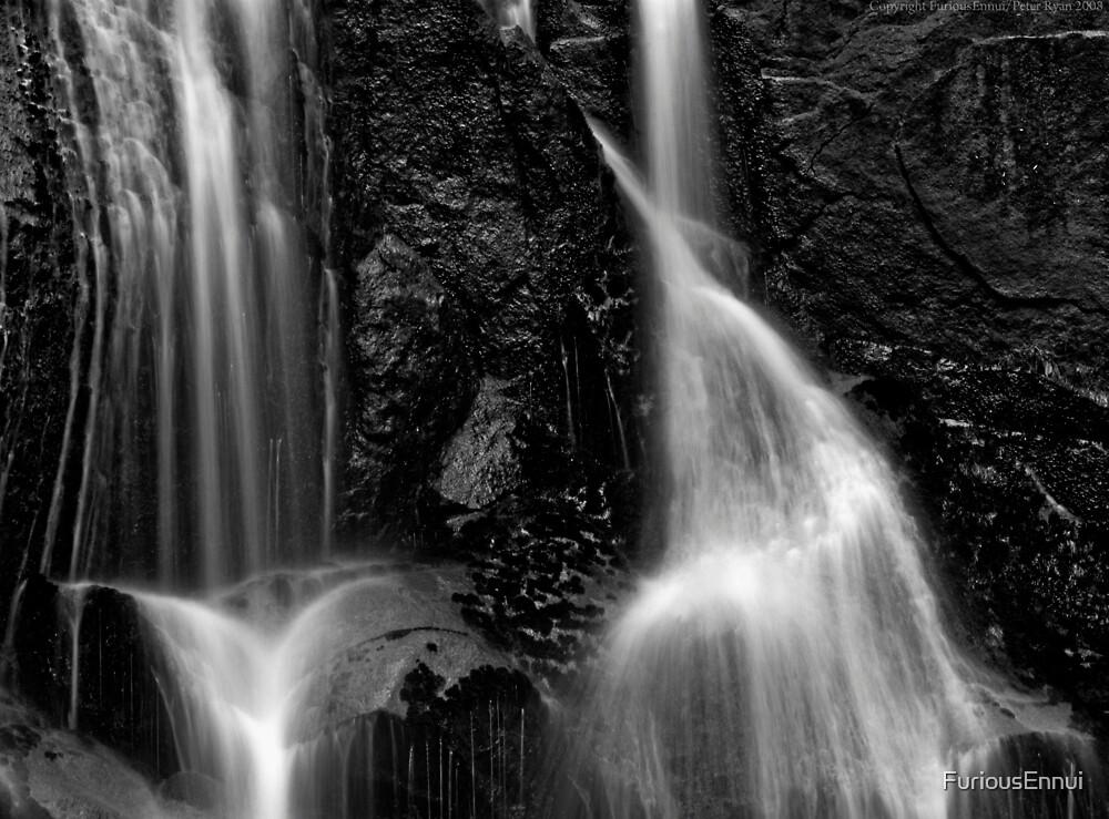 Little Toolongo Falls II by FuriousEnnui