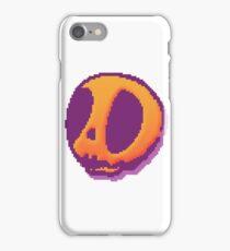 8-Bit Skull iPhone Case/Skin