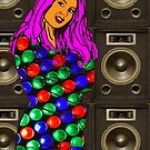 Disco Girl by Juhan Rodrik
