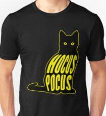 Cat Lover Hocus Pocus Design T-Shirt