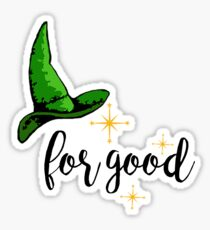 Elphaba - For Good Sticker