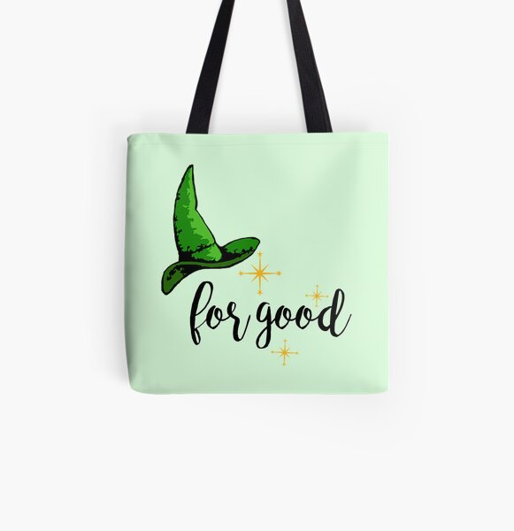 Elphaba - For Good All Over Print Tote Bag
