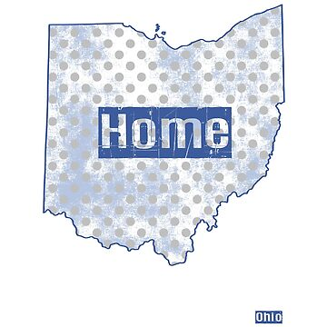Ohio State - There's No Place Like Home (Blue Version) by LoveOfDictums