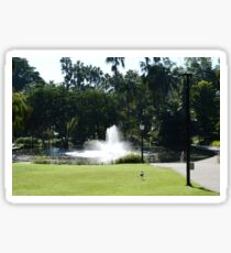 Brisbane Botanic Gardens Sticker