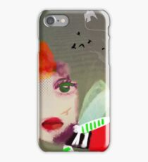 A little help from my friends iPhone Case/Skin