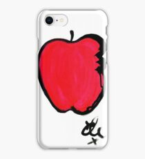 The apple iPhone Case/Skin