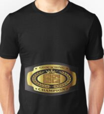 Geocaching World Champion T-Shirt