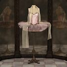 Pink Classical Ballet Tutu Reflections by algoldesigns