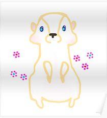 Mr Hamster Poster