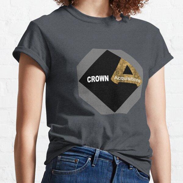 Thomas Crown Affair - Acquisitions de la Couronne T-shirt classique