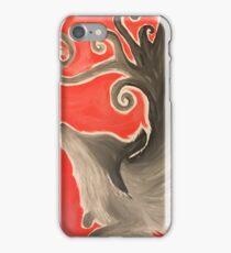 The Silver Fox  iPhone Case/Skin