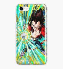 Draong Ball GT Vegeta Ssj4 Dokkan Battle iPhone Case/Skin