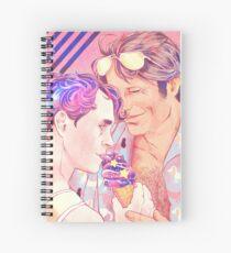 Nigel and his Galaxy Boy Spiral Notebook