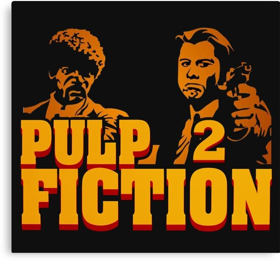 pulp fiction by icucumberz
