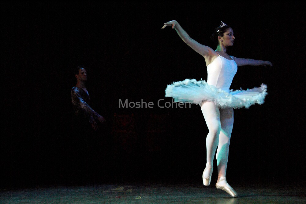 Ballet show #11 by Moshe Cohen