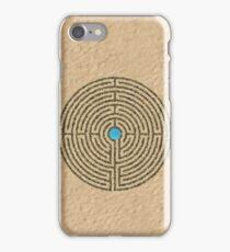 Maze of life iPhone Case/Skin