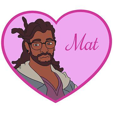 Mat Sella Love Heart by ultimatesongbir