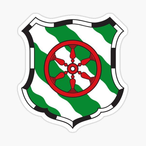 Gütersloh Wappen, Deutschland Sticker