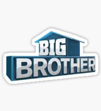 Big Brother 17 Logo Sticker