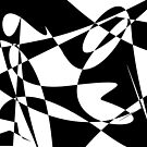 Abstract 01 -(190817)- Adobe Photoshop CS2/Mouse drawn by paulramnora