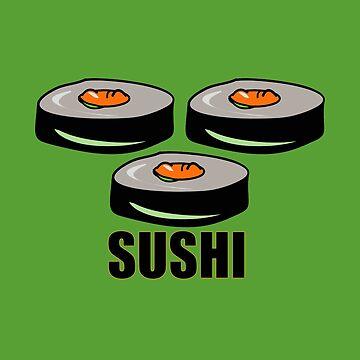 SUSHI by SofiaYoushi