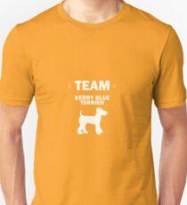 Team Kerry Blue Terrier T-Shirt