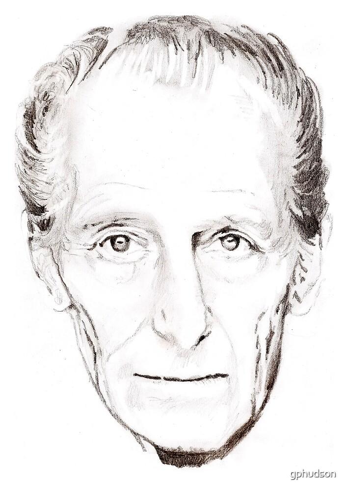 Peter Cushing by gphudson