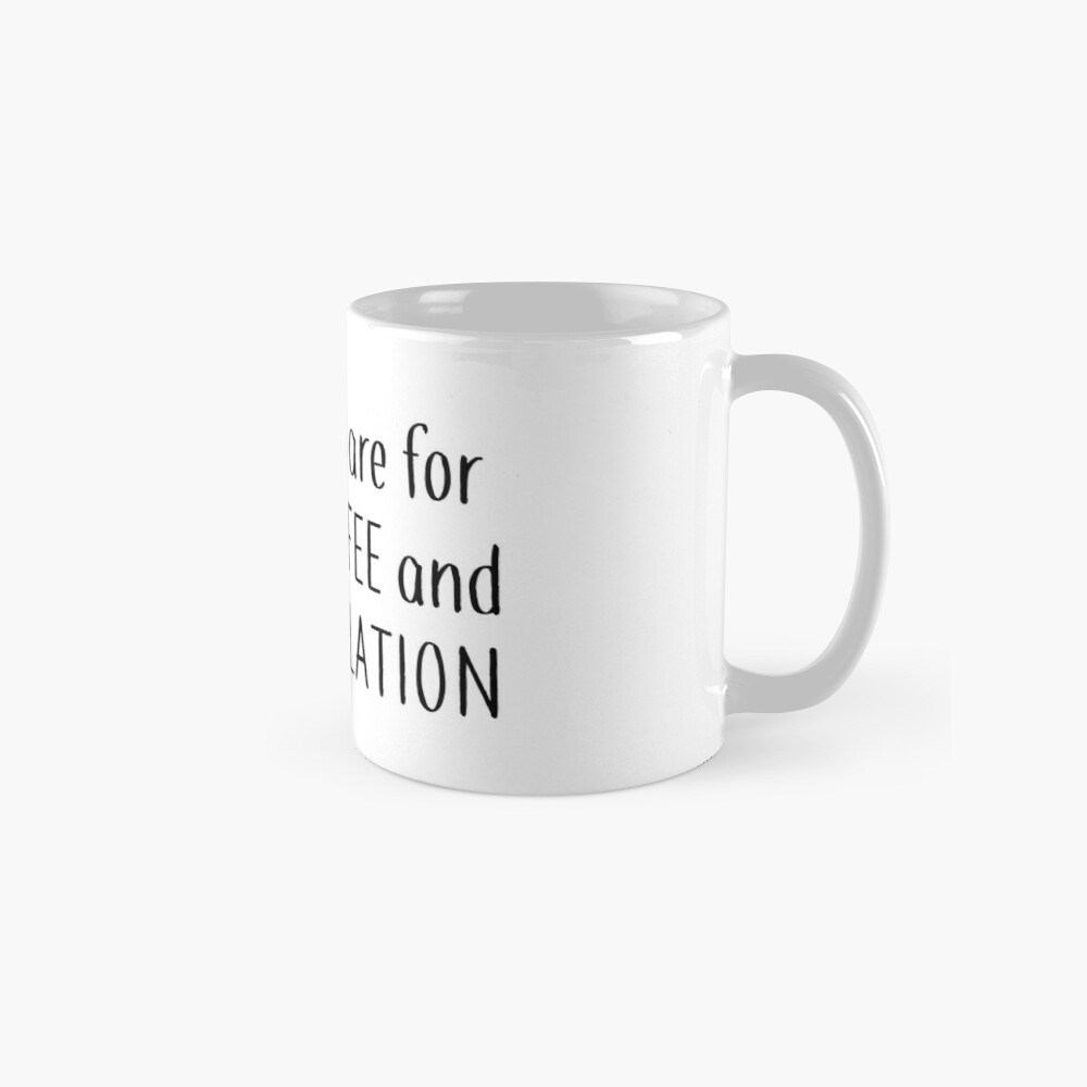 Are HopperStranger For ContemplationOfficer Mornings ThingsMug And Coffee edroxBC