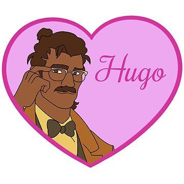 Hugo Vega Love Heart by ultimatesongbir