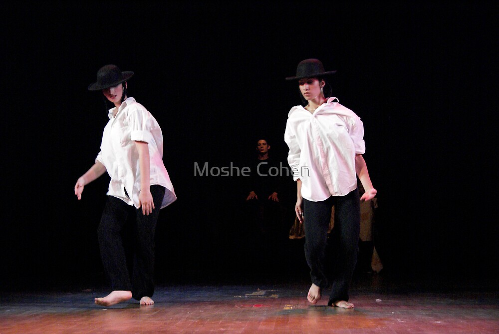 Ballet show #32 by Moshe Cohen