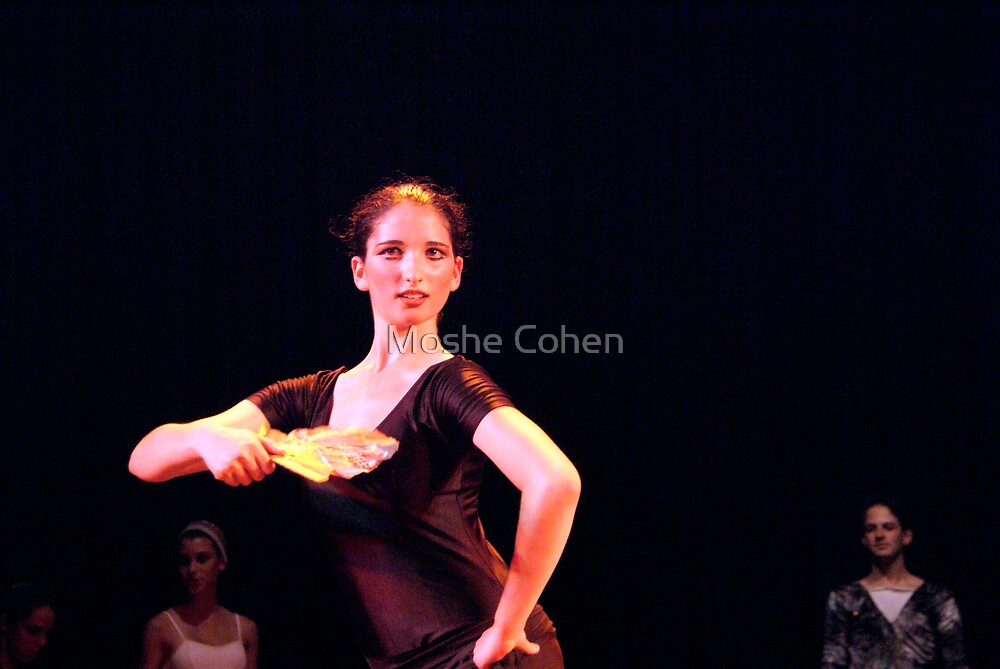 Ballet show #33 by Moshe Cohen