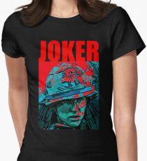 Pvt. Joker Women's Fitted T-Shirt