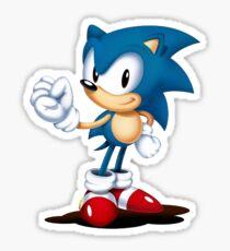 Sonic stickers! Sticker