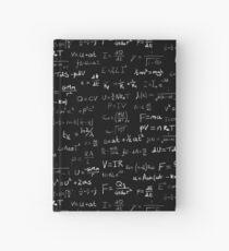 Physik - handgeschrieben Notizbuch