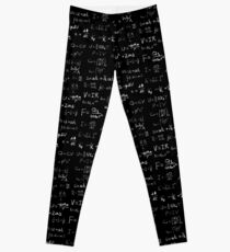 Physics - handwritten Leggings