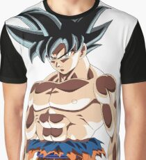 Goku Limit Breaker (Power Up) Graphic T-Shirt