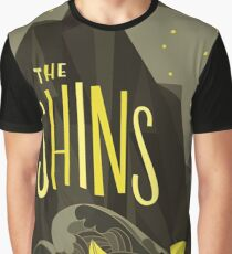 The Shins Mountain Graphic T-Shirt