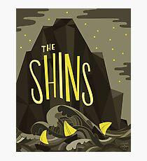The Shins Mountain Photographic Print