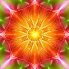 Spirit Mandala - SUMMER FEELING von Gaby Shayana Hoffmann