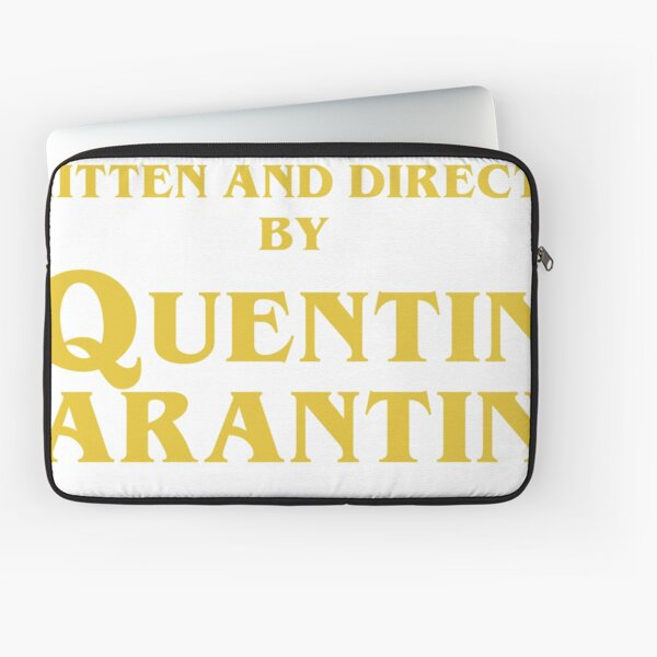Inglourious Basterds   Written and Directed by Quentin Tarantino Laptop Sleeve