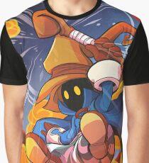 Vivi Magic Fire Graphic T-Shirt