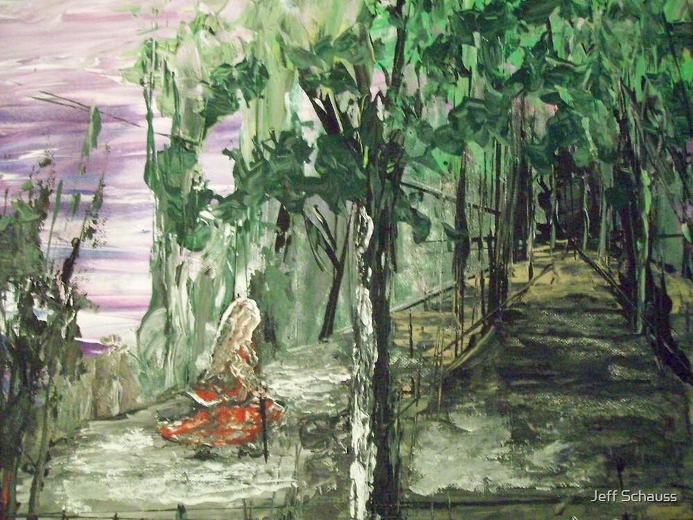 The Seeker by Jeff Schauss
